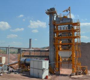 SIGMA Plant Supplies Asphalt For Istanbul-Izmir Highway